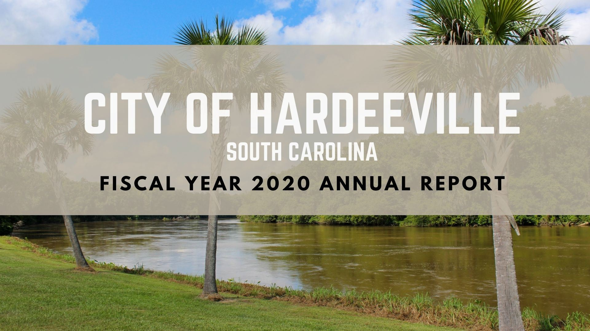 City of Hardeeville Annual Report